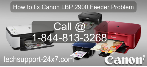 Canon LBP 2900 Feeder Problem