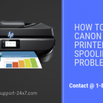 Canon printer spooling problem