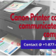 CANON PRINTER CANNOT COMMUNICATE WITH COMPUTER