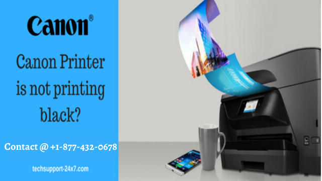 [FIXED] CANON PRINTER IS NOT PRINTING BLACK?
