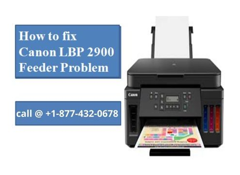 HOW TO FIX CANON LBP 2900 FEEDER PROBLEM
