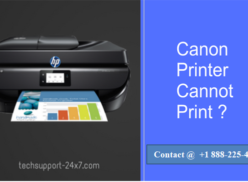 Canon Printer Cannot Print