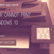 [RESOLVED] HP PRINTER CANNOT PRINT AFTER WINDOWS 10 UPDATE