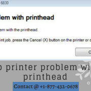 HOW TO FIX HP PRINTER PROBLEM WITH PRINTHEAD