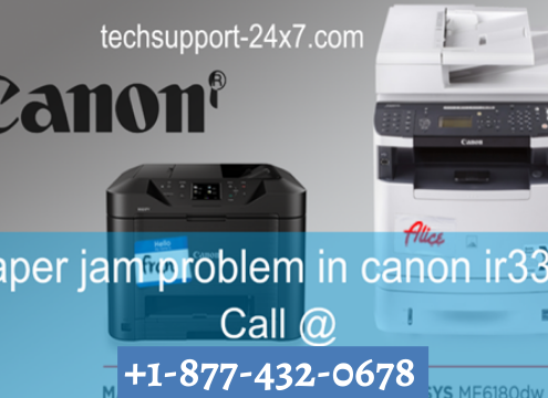 [SOLVED] PAPER JAM PROBLEM IN CANON IR3300