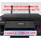 continuous ink problem in Canon printer ip2770