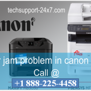 paper jam problem in canon ir3300
