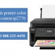 printer color problems canon ip2770