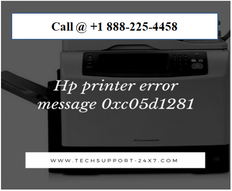 error 0Xd0620230 on hp printers