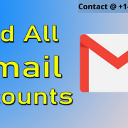 FIND OLD GMAIL ACCOUNT