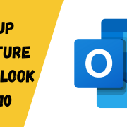 setup signature in outlook 2010