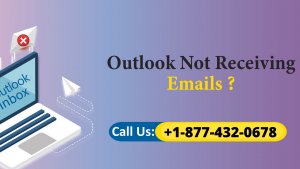 Outlook 2016 not receiving email